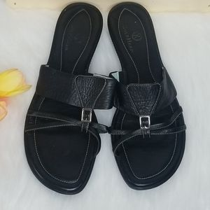 Cole Haan nike air leather sandals